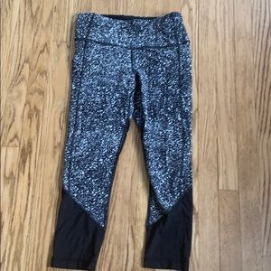 Lululemon fast and free running tights